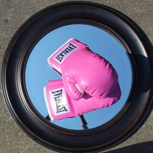 Everlast Boxing Gloves (Pink)